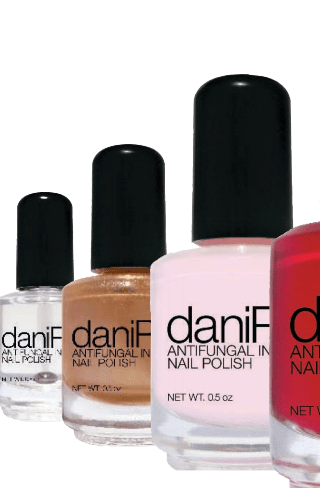 Anti Fungal Polish Toenail Nail Polish For Fungus